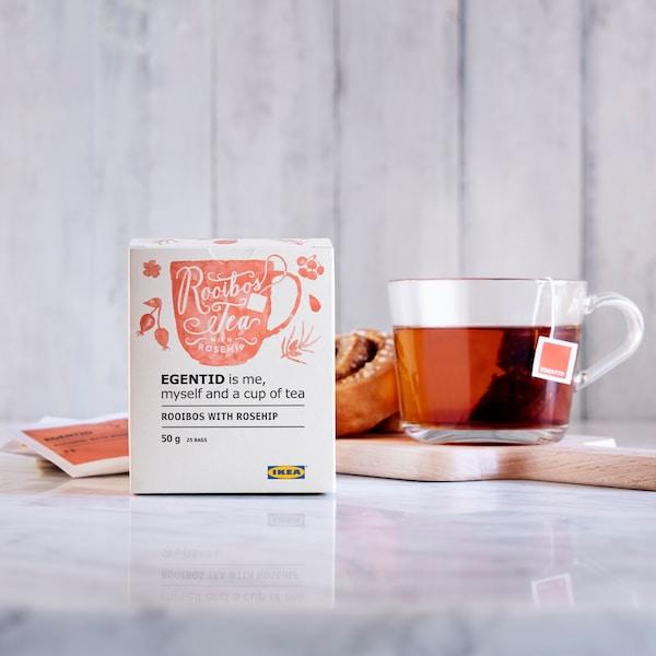 UTZ-certified organic teas