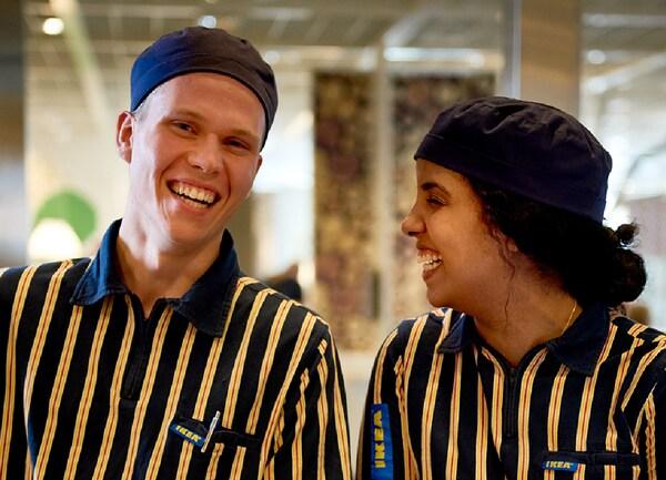 Vår ambition på IKEA är att nå en jämlik könsfördelning på alla nivåer och befattningar.