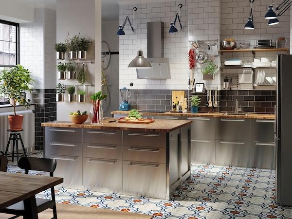 VÅRSTA Flexible Kitchen
