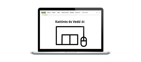Vedd át IKEA rendelésed az átvételi pontok bármelyikén