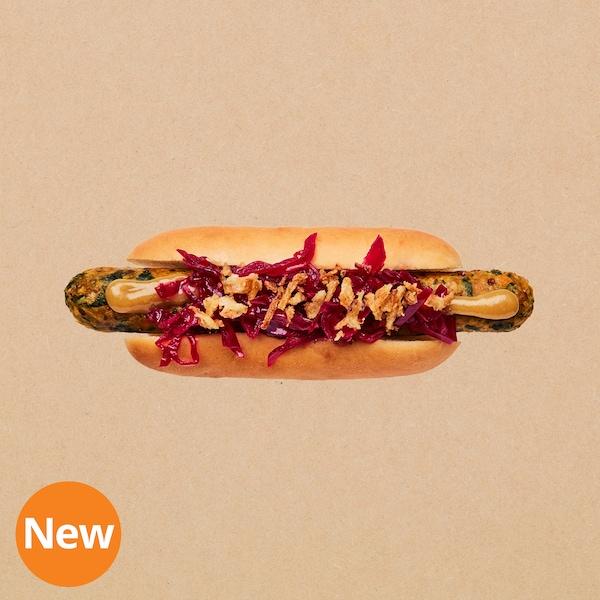 Veggie Hotdog