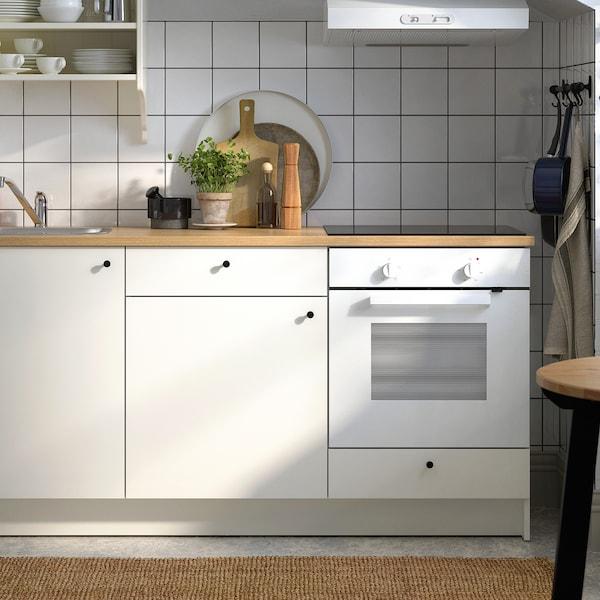 Velaquí a sinxeleza e funcionalidade das cociñas KNOXHULT.