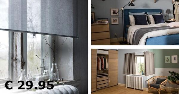 Verduisterend Gordijn Ikea : Opgeladen opstaan ikea