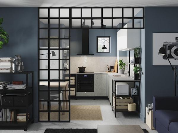 Verktøyet som lar deg konfigurere og planlegge ENHET-kjøkkenet ditt.
