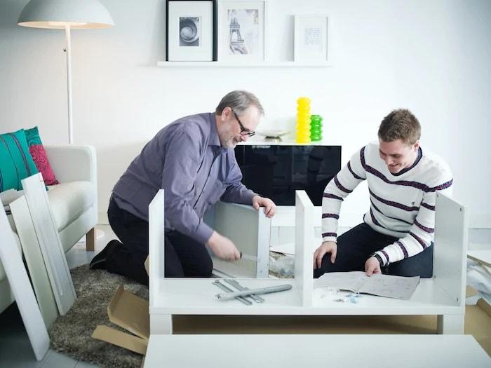Вернем 40% от стоимости вашей старой мебели ИКЕА