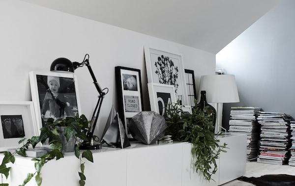 Regale dekorieren & Ablageflächen gestalten - IKEA