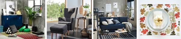 Verschiedene IKEA Kollektionen und Neuheiten