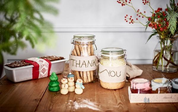 Ideen Weihnachten.Gastgeschenke Zu Weihnachten 4 Tolle Ideen Ikea