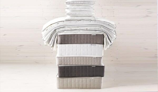 Verwende den neuen Matratzen Planer und entdecke welche Matratze und welches Kissen die richtigen für dich sind