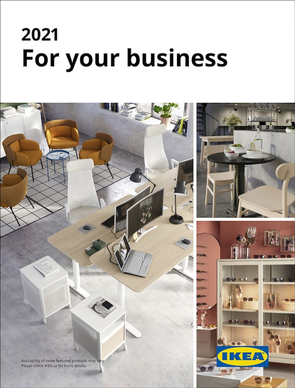 View IKEA for Business Brochure 2021.