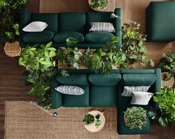 VIMLE sofa.