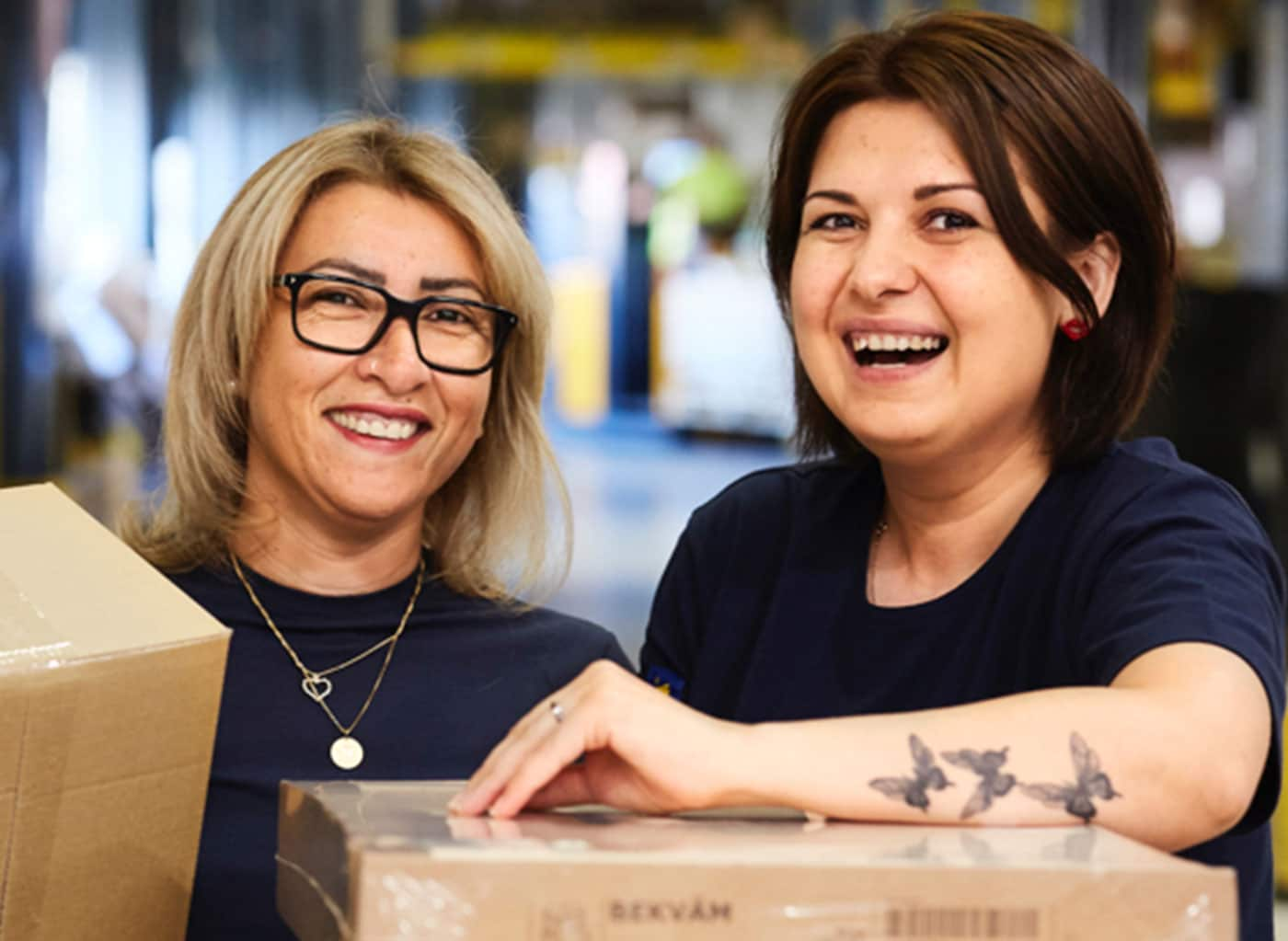 Von IKEA zu dir nach Hause – die Menschen hinter deinem IKEA Päckli