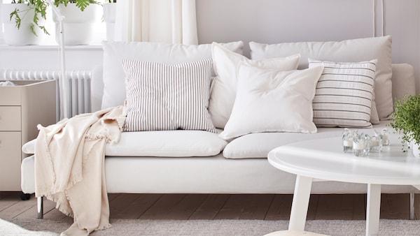 Vores enkle guide til at købe en ny sofa.