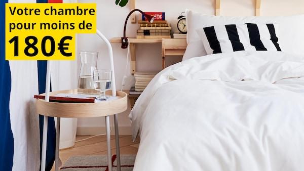 Votre nouvelle chambre pour moins de 180€ - petit prix chambre