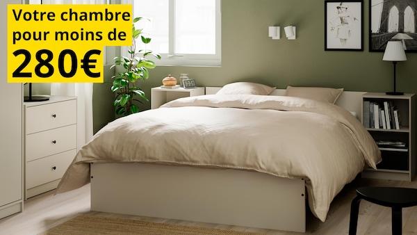 Votre nouvelle chambre pour moins de 280€