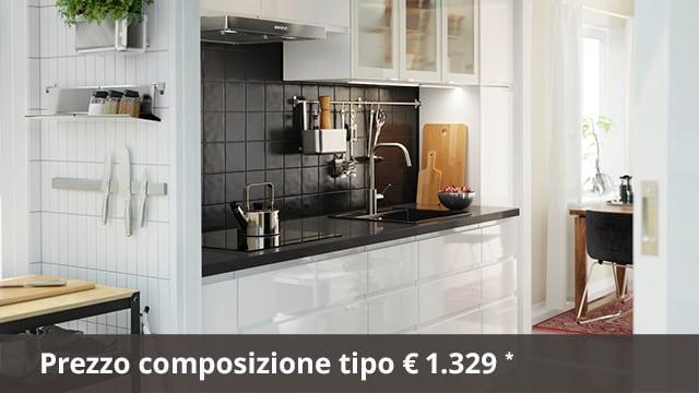 VOXTORP bianco lucido - IKEA
