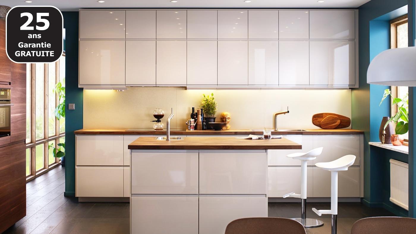 Porte Laque Blanc Ikea page finitions cuisine voxtorp blanc brillant - ikea