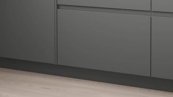VOXTORP gris mat plinthe IKEA