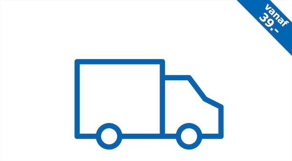 vrachtwagenlevering ikea