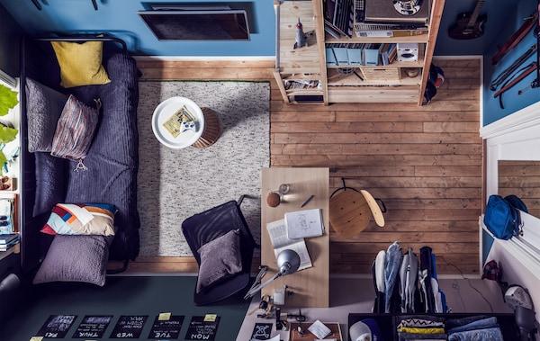 Inspiration Chambre D Ado Ikea