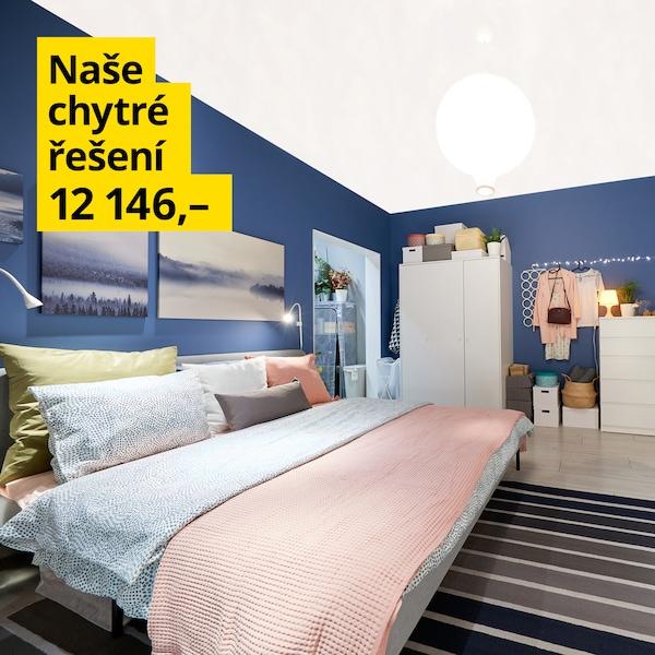 Vysněná ložnice za pár korun za 12 646 Kč.