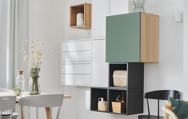 Inspiration And Tips For Using More Of Your Walls Ikea