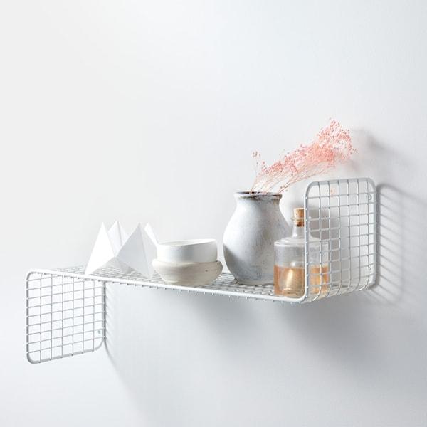 Wall shelves & organisation