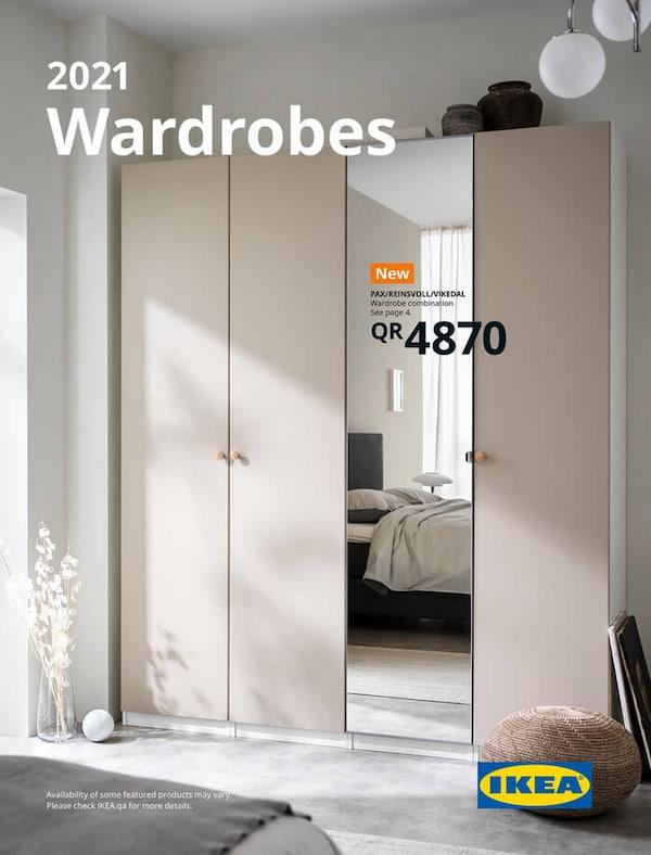 Wardrobe brochure