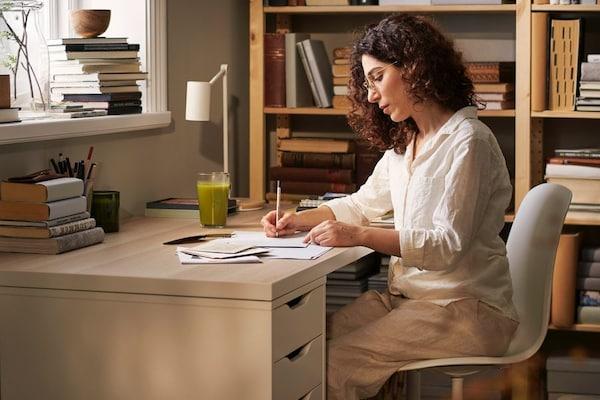 Warunki sprzyjające efektywnej pracy w domu