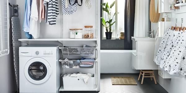 Bekannt Möbel für die Waschküche online kaufen - IKEA XF23