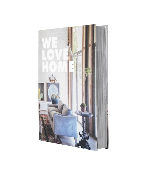 We Love Home book from IKEA.