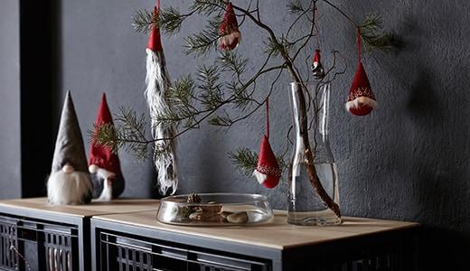 Weihnachtsstimmung. Das IKEA Weihnachtssortiment.