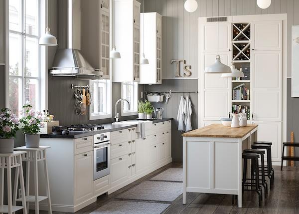 Inspiration Für Deine Küche Ikea Ikea