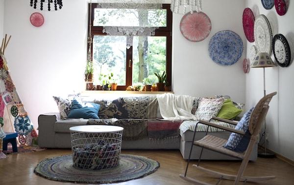 Mehrgenerationenhaus einrichten: Ideen mit Charme - IKEA