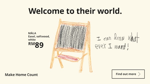 Welcome to their world -- Make Home Count
