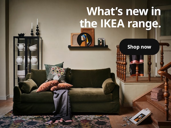 What's new in the IKEA range
