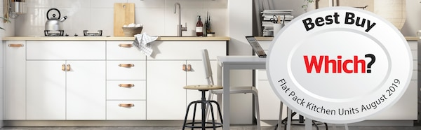 Which? Best Buy Flat Pack Kitchen Units August 2019