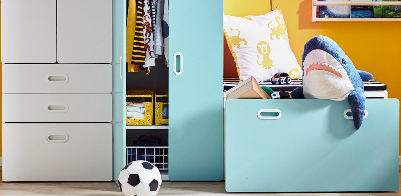 Kids Storage System Ikea
