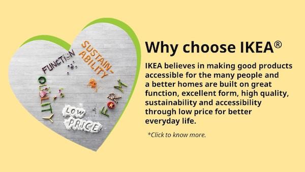 Why choose IKEA