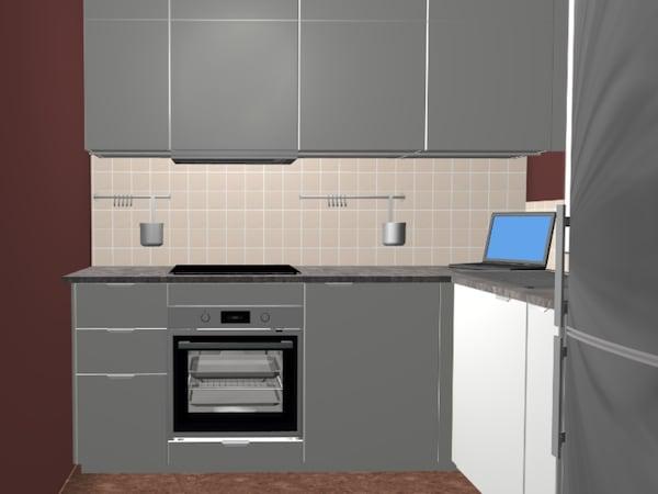 Widok kuchni 1