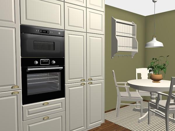 Widok kuchni 2