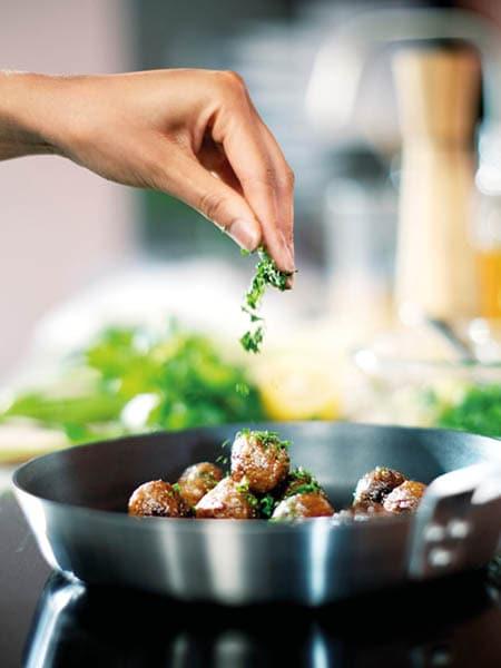 Wie man nachhaltiger isst