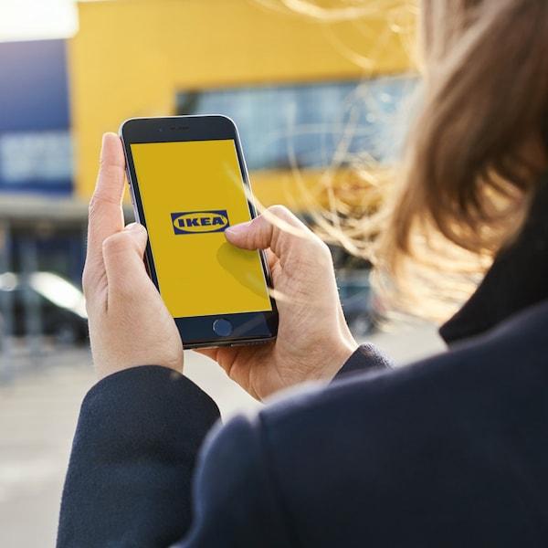 Win tijd in de winkel met de IKEA app