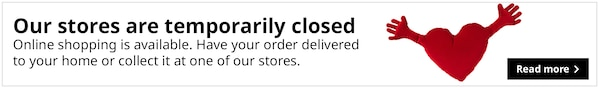 winkels zijn gesloten
