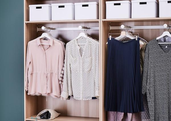Wonderbaarlijk Winterkleding opbergen - slimme tips & tricks! - IKEA ZN-11