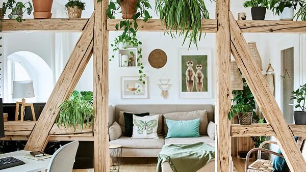 Winterliche Textilien mit Inspirationen bei IKEA