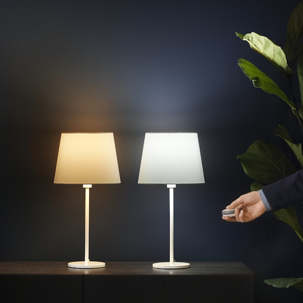 Wireless smart lighting