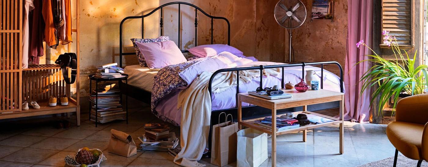 Wist je dat IKEA het hele jaar door steeds met nieuwe producten komt en bijzondere samenwerkingen aangaat met talentvolle designers? Bekijk alle nieuwe producten.