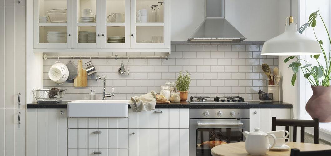 Verwonderend IKEA How to buy a kitchen - IKEA AG-46