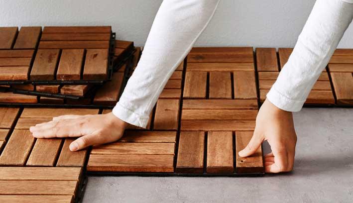 Outdoor flooring - IKEA - IKEA